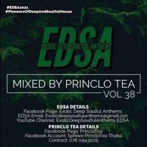 Princlo Tea – Exotic Deep Soulful Anthems Vol. 38 Mix