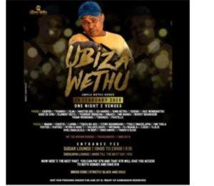 uBiza Wethu – Drumz of Cape Town