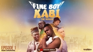 Fine Boy Kabi - Back To Lagos [Season 01, Episode 01]  (Comedy Video)
