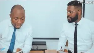 MC Lively - BM Professional Exam (Part 5)  ft. Falz (Comedy Video)