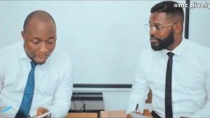 MC Lively - BM Professional Exam (Part 5)  ft. Falz (Comedy Video)