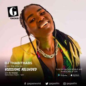 DJ Thabithabs – Gagasi FM Mix 002
