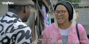 TheCute Abiola - Gargantuan Neighbor  (Comedy Video)