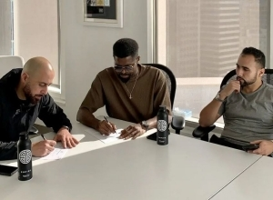 Basketmouth Signs Record Deal With International Record Label