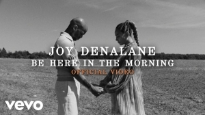 Joy Denalane - Be Here In the Morning Ft. C.S. Armstrong (Video)