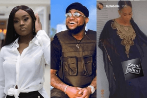 Kemi Olunloyo Advises Chioma Not To Marry Davido As She Drops Photo Of His Official Wife