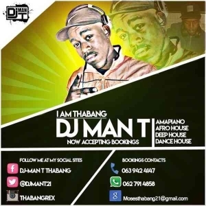 Dj Man-T – Tsa Kasi Session Vol 8