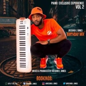 Record L Jones – Piano Exclusive Experience Vol. 2 Mix