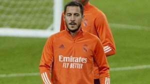 Real Madrid coach Zidane says Hazard won