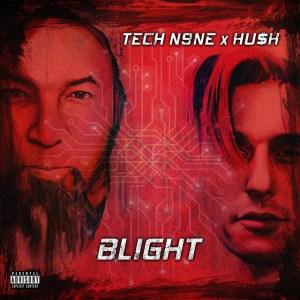 Tech N9ne & HU$H - 41 Days