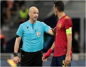Mbappe was offside – Sergio Busquets criticises referee after Spain's defeat to France