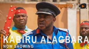 Kabiru Alagbara (2021 Yoruba Movie)