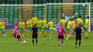 See The Match Winning FreeKick Rooney Scored For Derby Against Norwich