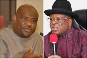 My friend Umahi wants to be President - Governor Wike