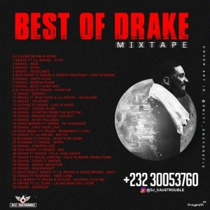 DJ Causetrouble – Best Of Drake Mix