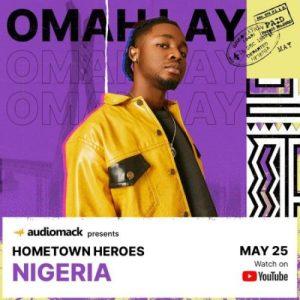 Omah Lay – Damn ( Hometown Heroes Version)