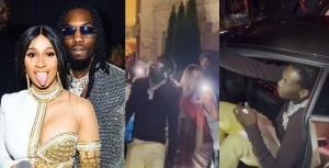 Cardi B Surprises Husband Offset With 2021 Lamborghini Aventador SVJ (Watch Video)