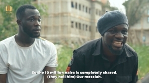 Officer Woos – The Lottery  (Comedy Video)