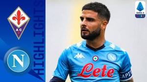 Fiorentina vs Napoli 0 − 2 (Serie A Goals & Highlights 2021)
