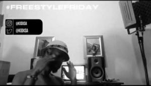 Kid X – Freestyle Friday