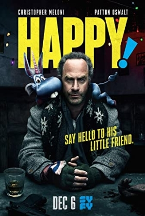 Happy S02 E01 - The War on Easter (TV Series)