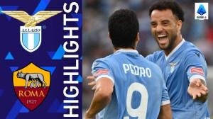 Lazio vs AS Roma 3 - 2 (Serie A 2021 Goals & Highlights)