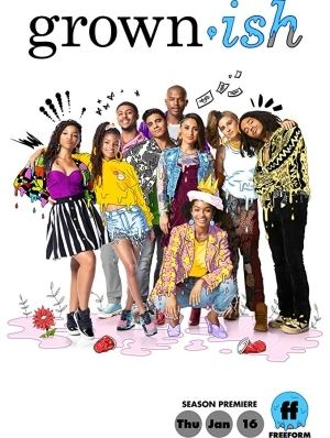 TV Series: Grown Ish S03 E04 - Thinking Bout You