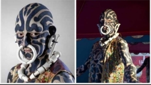 Six People Who Turned into Animals Through Body Modifications