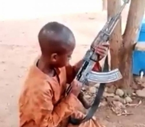 """How We Kidnapped, Killed, Raped Women In Zamfara"" – Armed Teen Bandit Says In Shocking Video"