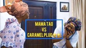 Taaooma – Iya Tao vs Caramel Plug (Comedy Video)