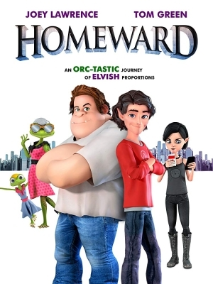 Homeward (2020) [Animation] [Movie]