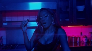 Keke Palmer Ft. Coi Leray - Sticky (Remix) (Music Video)