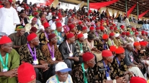 JUST IN!!! Ohanaeze Announces Igbo Day Of Mourning