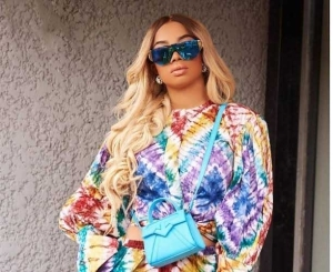 'Don't Dictate How People Should Spend Their Money', Toke Makinwa Slams Critics