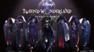 Disney: Twisted-Wonderland Anime Adaptation in Development