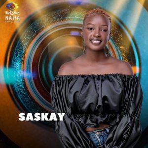 "#BBNaija 2021: Meet The 10th Female BBNaija Housemate ""Saskay"""