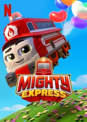 Mighty Express S02 E02
