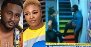 """#BBNaija: """"I can't do that"""" – Princess shuns Pere's request to take up culinary roles in place of Whitemoney (Video)"""