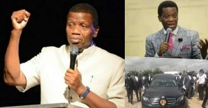 """Don't Cry For Pastor D"" – Pastor Adeboye Speaks Following Son's Burial (Video)"