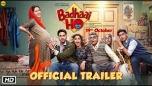 Badhaai Ho (2018) (Official Trailer)