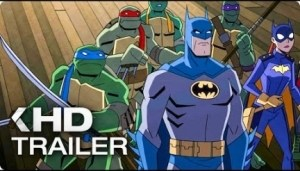 Batman vs Teenage Mutant Ninja Turtles (2019) (Official Trailer)