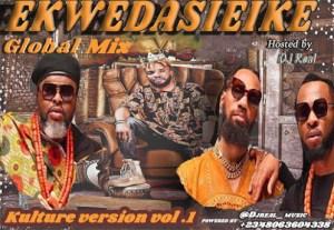 DJ Real – Ekwedasieike Global Igbo Culture Hip Hop Mix Vol 1
