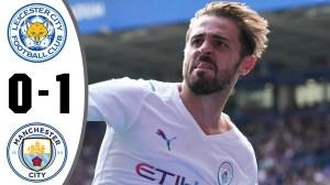Leicester City vs Man City 0 − 1 (Premier League 2021 Goals & Highlights)