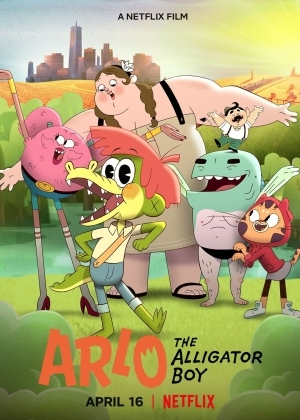 Arlo the Alligator Boy (2021) (Animation)