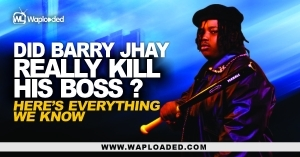 Did Barry Jhay Really Kill His Boss? Here