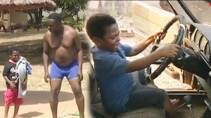 Mr Ibu Part 1  (Old Nollywood Movie)