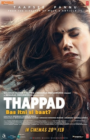 Thappad (2020) [INDIA MOVIE]