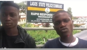 I Gained Admission Into Robbery After My Graduation As A Pickpocket In July — Suspect