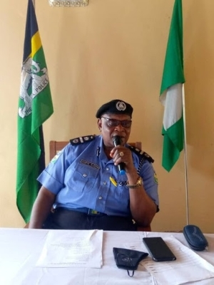 Let's go back to pre-EndSARS relationship - Police AIG begs Nigerians