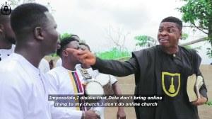 Woli Agba – Reality Sunday Service (Comedy Video)